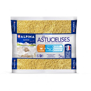 PACK COQUILLETTES 5KG-BD